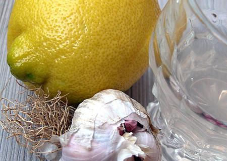 aglio-limone