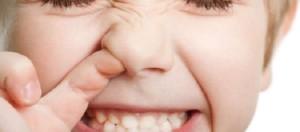 caccole-naso