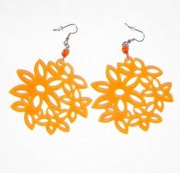 orecchini-arancio-fluo-daffodil-bijoux
