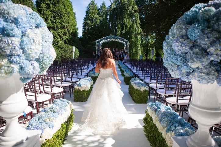 Matrimonio Azzurro E Arancione : Matrimonio abbinamenti di colore classici e non roba da