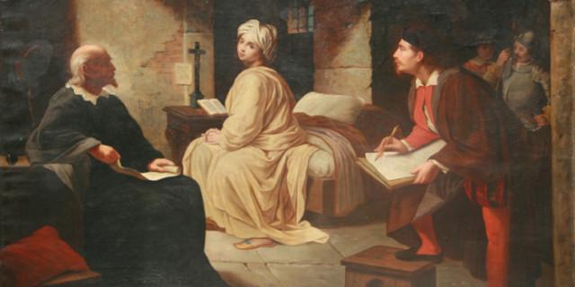 Beatrice in prigione, Guido Reni