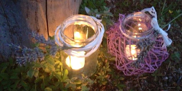 lanternine home made