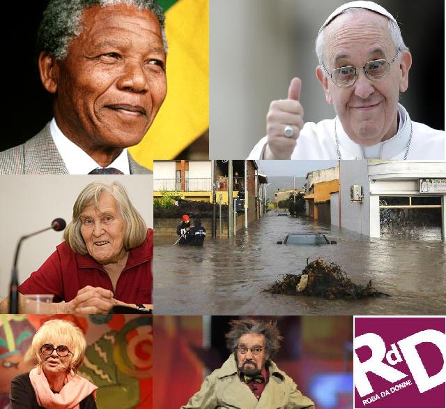 Gli avvenimenti più importanti del 2013