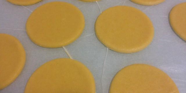 Crostatine con crema gialla e mele…coccole a merenda