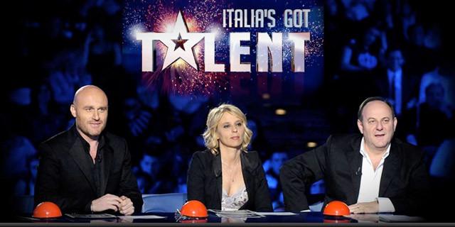 """Cancellata la trasmissione """"Italia's got talent""""."""