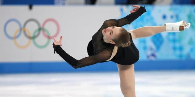 Karolina Kostner è medaglia di bronzo nel pattinaggio