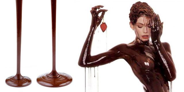 Cioccolato? Buono non solo da mangiare