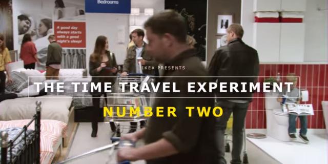 Ikea: Il Viaggio Nel Tempo Continua