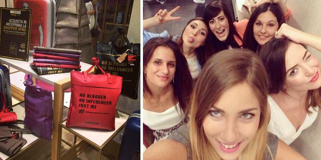 Domande Fashion blogger per Carpisa