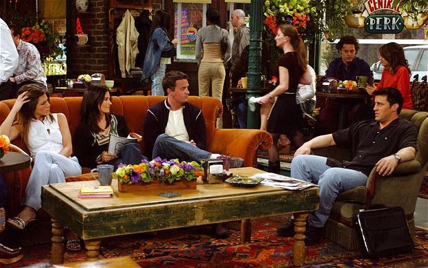 Fans di Friends: riapre il mitico Central Perk!