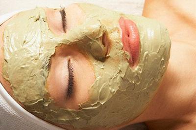 maschera argilla