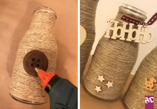 Idee natale fai da te un modo alternativo per riciclare for Oggetti natalizi fai da te