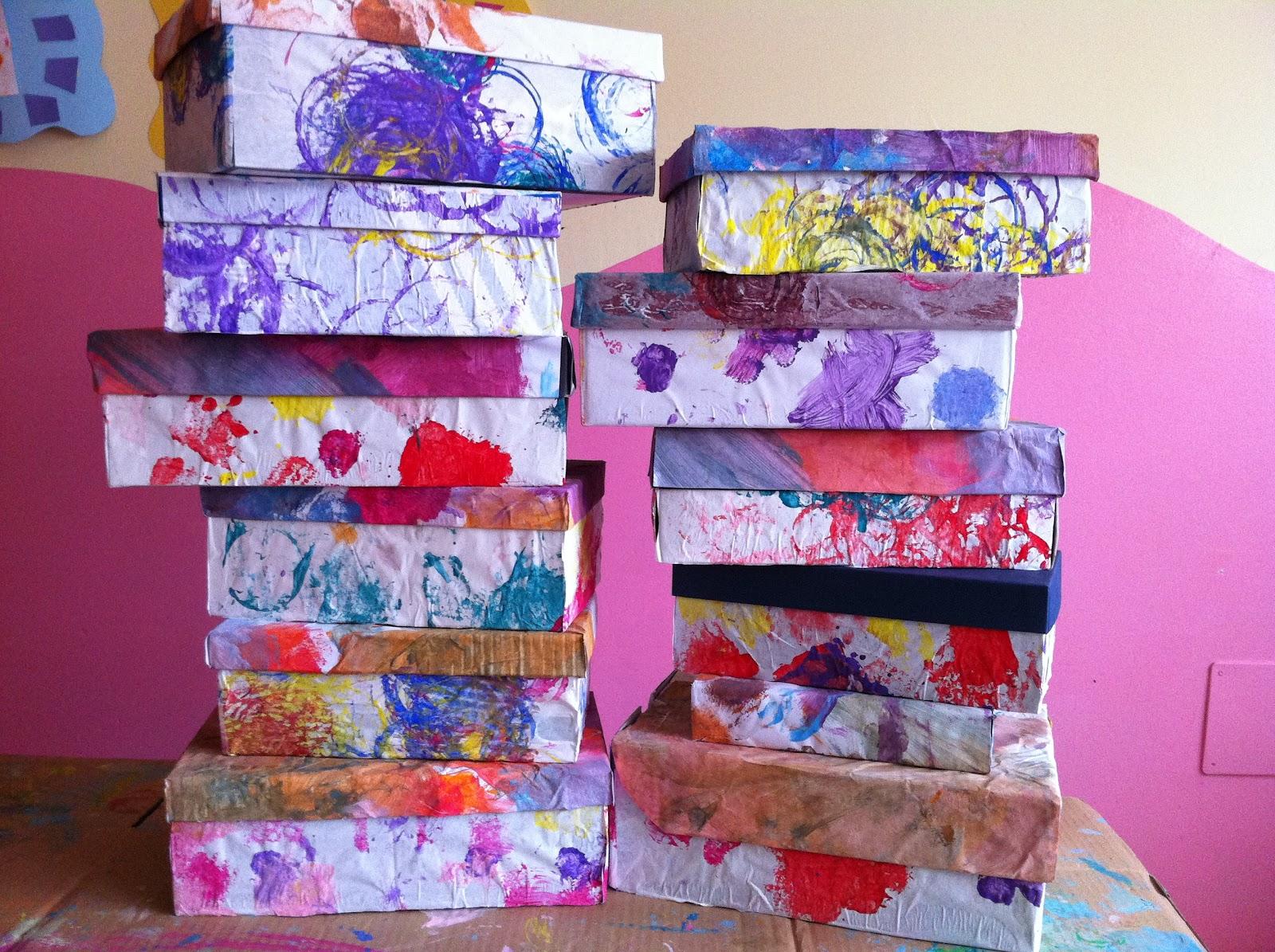 Come riciclare le scatole delle scarpe in modo creativo for Bricolage creativo