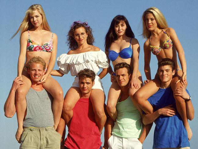 Beverly Hills 90210: arriva il film non autorizzato che svela i retroscena