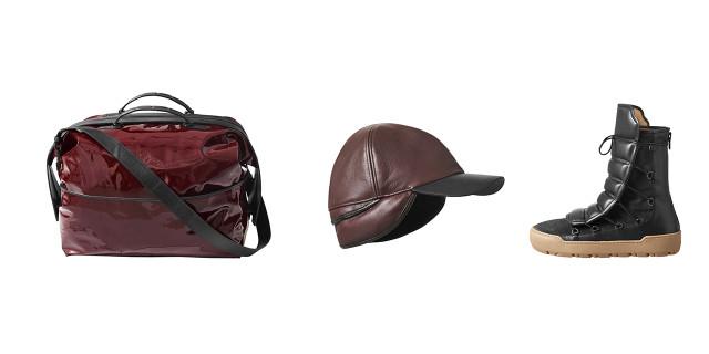 Gli accessori della la Collezione Autunno-Inverno 2015/2016 di H&M