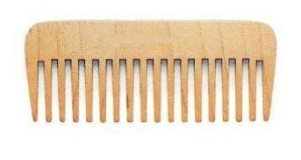Pettinare i capelli ricci