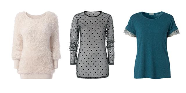 Le maglie della collezione autunno-inverno 2015/2016 di Intimissimi