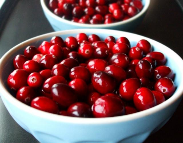 Alimenti che aiutano a vivere a lungo: mirtillo rosso