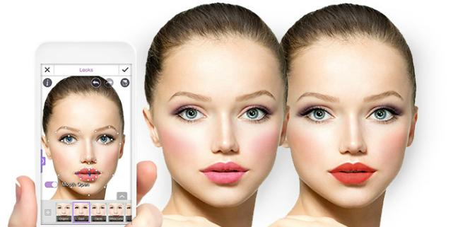 La Cosmeti-Cam di YouCam Makeup