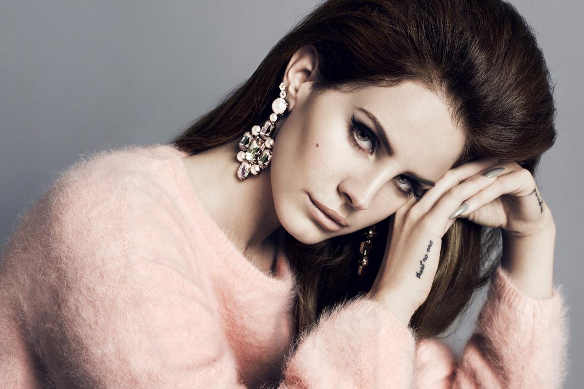 Trucco anni 60 Lana Del Rey