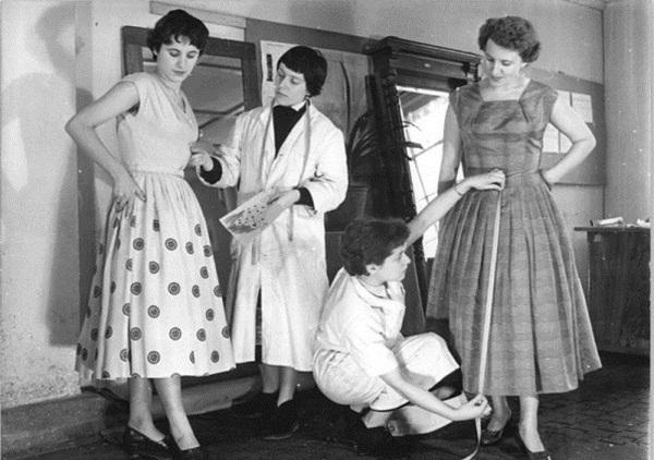 moda anni 50