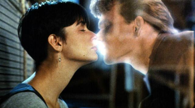 il bacio in punta di labbra