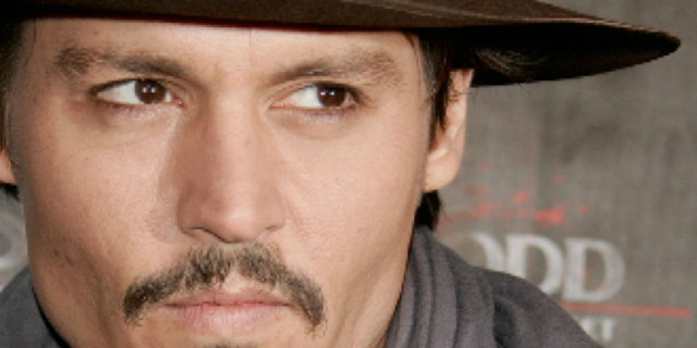 johnny depp perso verginità