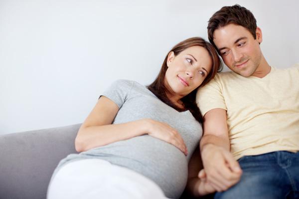 Mamma e papà rapporto gravidanza