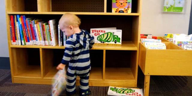 Libri per neonati: consigli per gli acquisti