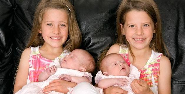 Gravidanze gemellari: due cuori e una pancia