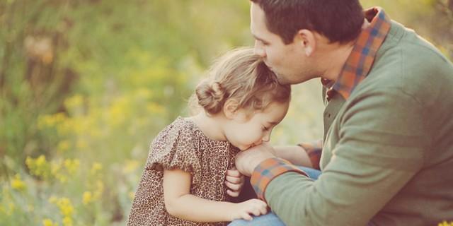 Il rapporto tra padre e figlia