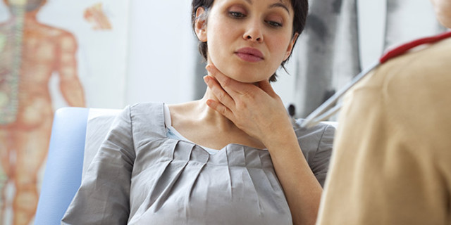 Il mal di gola in gravidanza