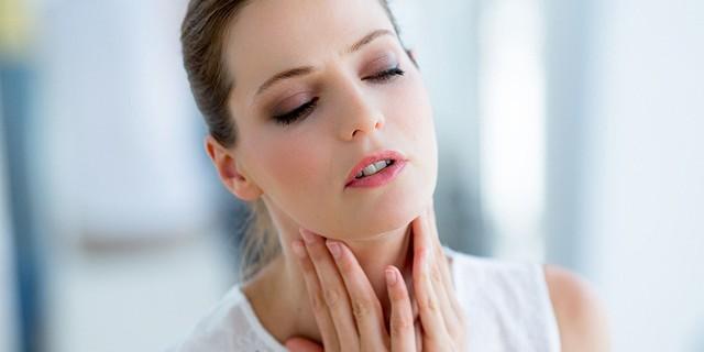Cause del mal di gola in gravidanza
