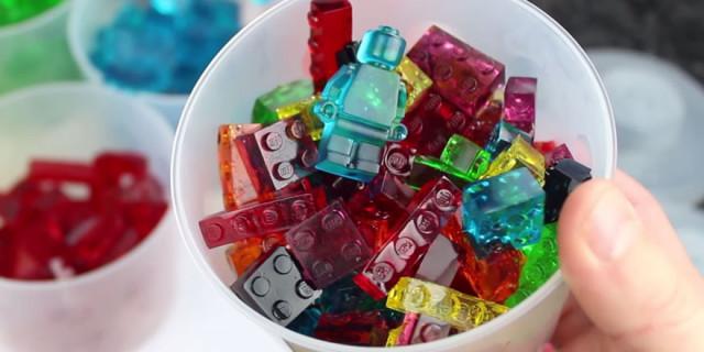 Come Fare dei Mattoncini di Lego Commestibili