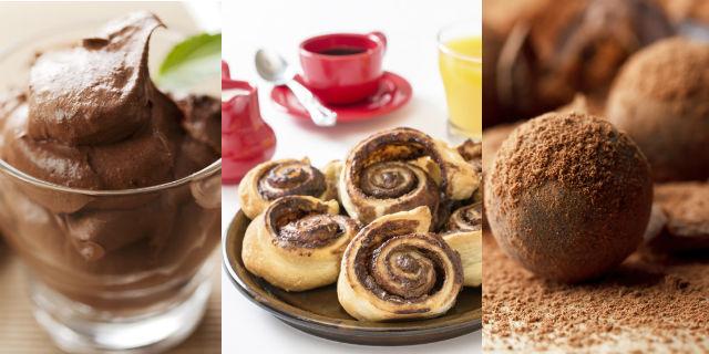 Ricette veloci alla Nutella