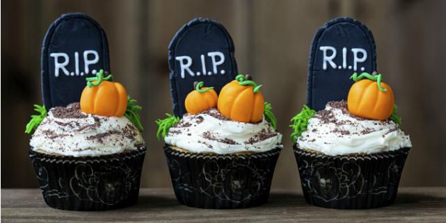 cupcake zucca halloween