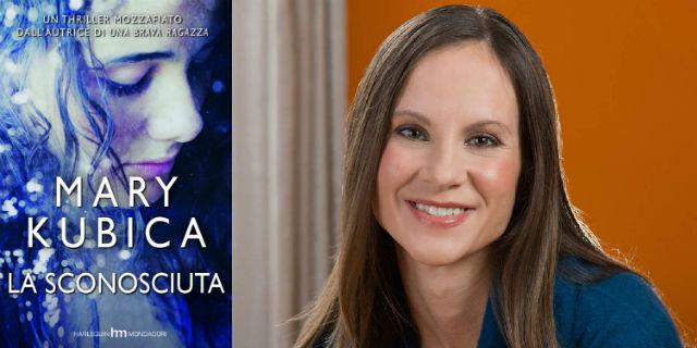 Il thriller la sconosciuta di Mary Kubica