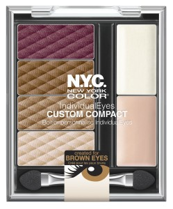 Palette NYC Brown Eyes