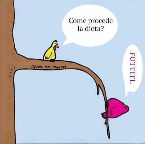 dieta fottiti
