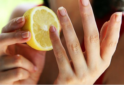 lemon-nails