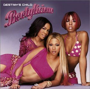 Bootylicious_CD_Cover