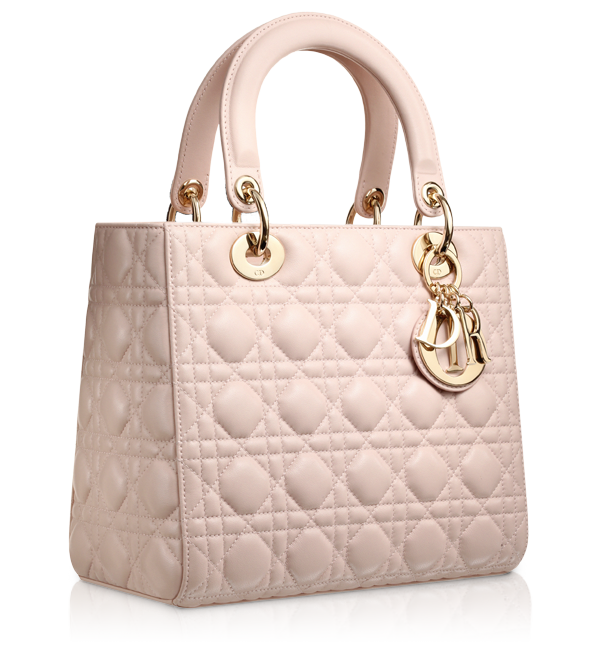 Borsa-Lady-Dior-color-cipria