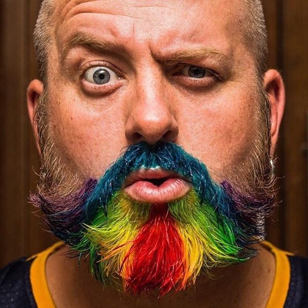 Rainbow-Beard