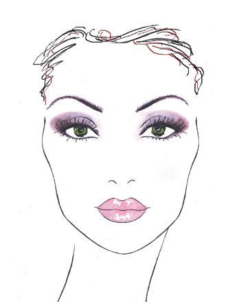 make up-mora